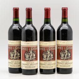 Heitz Cellar, 4 bottles