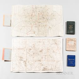 Five Cartographic Works on France.