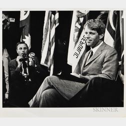 Three Robert F. Kennedy Photographs