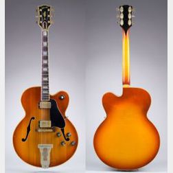 American Electric Guitar, Gibson Incorporated, Kalamazoo, 1969, Model L-5CES