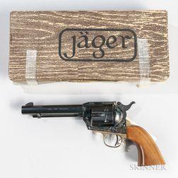 Armi Jager Nevada Model Single-action Revolver