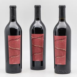 Switchback Ridge Peterson Family Vineyard Cabernet 2003, 3 bottles