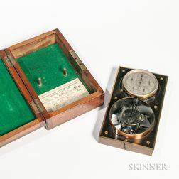 Lowne's Patent Ventilation Anemometer