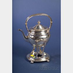 Stone Associates Sterling Kettle on Stand