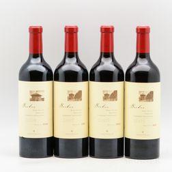 Joseph Phelps Cabernet Sauvignon Backus Vineyard, 4 bottles