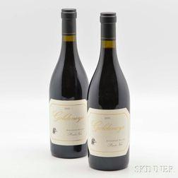 Goldeneye (Duckhorn) Pinot Noir 2002, 2 bottles