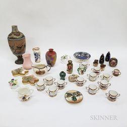 Thirty-seven Doulton Ceramic Items