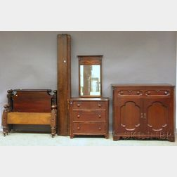 Five Assorted Furniture Items