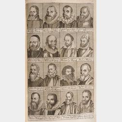 Freher, Paul (1611-1682) Theatrum Virorum Eruditione Clarorum