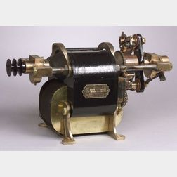 Perret's Patent Electric Motor