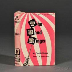 Brown, Fredric (1906-1972) The Dead Ringer
