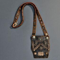 Navajo Man's Bandolier Bag