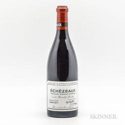 Domaine de la Romanee Conti Echezeaux 2011, 1 bottle