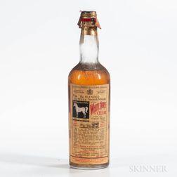 White Horse Cellar, 1 4/5 quart bottle