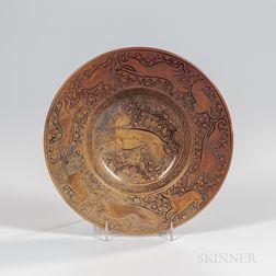 Cantagalli Lustre Bowl