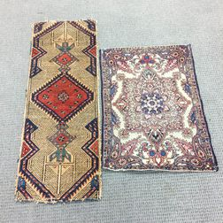 Lavar Kerman Mat and a Serab Fragment