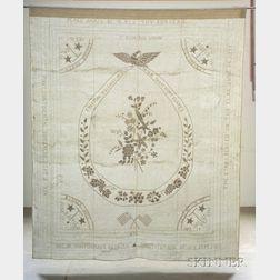 Whitework Cotton Centennial Quilt