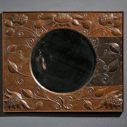 John Pearson Arts & Crafts Mirror