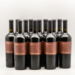 Kathryn Kennedy Lateral 2002, 12 bottles (oc)