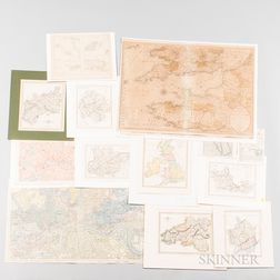 Eighty-three Maps of the British Isles