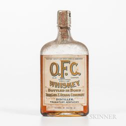 OFC Whiskey 14 Years Old 1915, 1 pint bottle (oc)