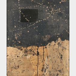 Yutaka Ohashi (Japanese/American, 1923-1989)      Untitled No. 4