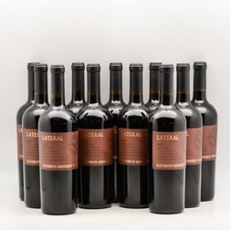 Kathryn Kennedy Lateral 2002, 11 bottles