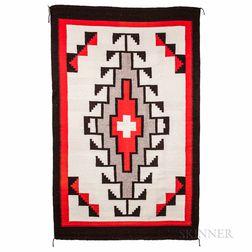 Contemporary Navajo Rug