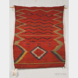 Southwest Saddle Blanket
