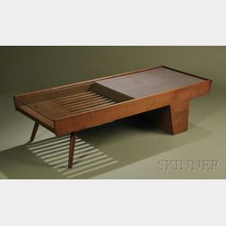 John Keal for Brown & Saltman Coffee Table/Bar