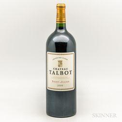 Chateau Talbot 2009, 1 magnum
