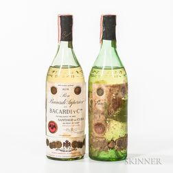 Bacardi Carta Blanco, 2 4/5 quart bottles Spirits cannot be shipped. Please see http://bit.ly/sk-spirits for more info.