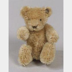Steiff Beige Mohair Miniature Bear