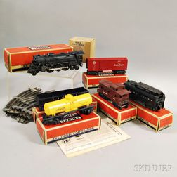 Lionel Train Steam Freight Set #1513S