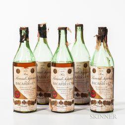 Bacardi Carta de Oro, 5 4/5 quart bottles