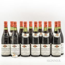 Bouchard Pere & Fils Beaune Marconnets 1976, 12 bottles