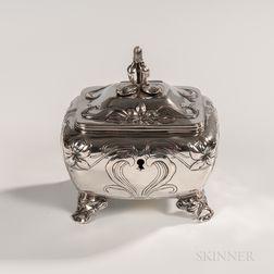 Viennese .800 Silver Etrog