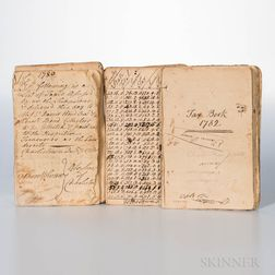 Charlestown Tax Records 1780-1782.