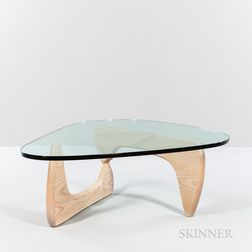 "Isamu Noguchi (1904-1988) for Herman Miller ""Model IN-50"" Coffee Table"