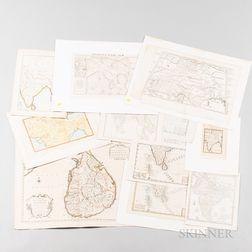 Twenty Maps of India