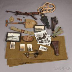 WWI Era Cavalry Group
