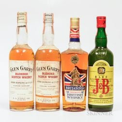 Mixed Scotch, 4 4/5 quart bottles Spirits cannot be shipped. Please see http://bit.ly/sk-spirits for more info.