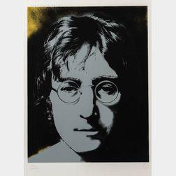 Yoko Ono (Japanese/American, b. 1933)      John Winston Lennon