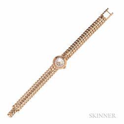 18kt Gold Wristwatch, Longines