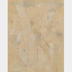 Andrew Michael Dasburg  (American, 1887-1979)      Untitled