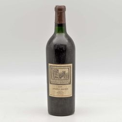 Chateau Palmer 1959, 1 bottle