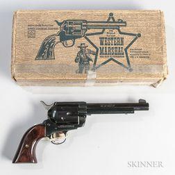 J.P. Sauer & Sohn Western Marshall Single-action Revolver