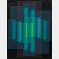 Hannes Beckmann (German/American, 1909-1977)      Phosporescence