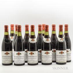 Bouchard Pere & Fils Corton Bressandes 1976, 12 bottles
