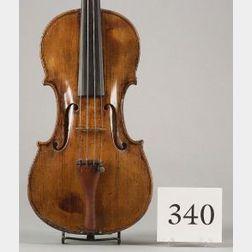 Milanese Violin, c.1760